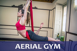 aerial gym pilates aéreo madrid centro