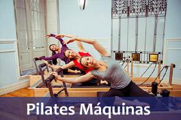 pilates máquinas madrid centro