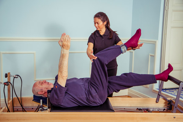Método Pilates, mejora la salud a cualquier edad