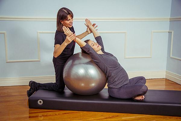 Embarazo y pilates: Buenos compañeros