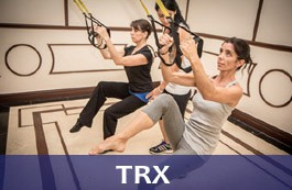 trx pilates madrid centro