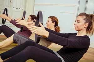 Los orígenes del método Pilates: Pilates suelo